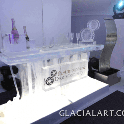 Atmospheric Ice Bar