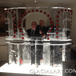 Waltzer Booth Ice Bar