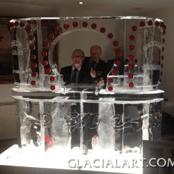 Waltzer Booth Ice Bar