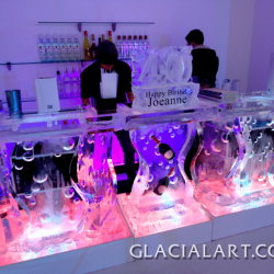 Bubble Ice Bar