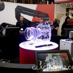 Ice Canon Camera
