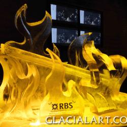 Fire Ice Luge