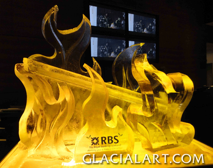 Fire Ice Luge