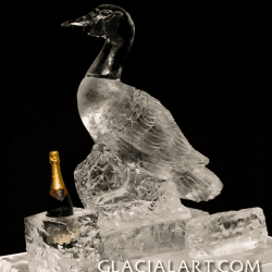 Goose Ice Luge