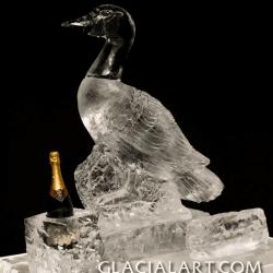 Goose Ice Luge