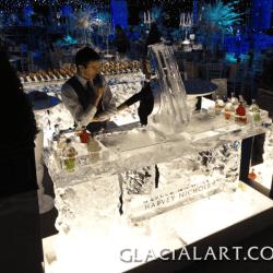 Harvey Nichols Ice Bar