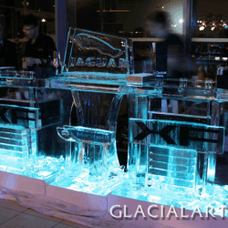 Jaguar Ice Bar