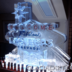 'Welcome to Las Vegas' Luge