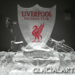 Football Logo Luge For Liverpool FC