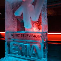 MTV Awards Ice Logo