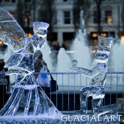 Nutcracker Ice Scene