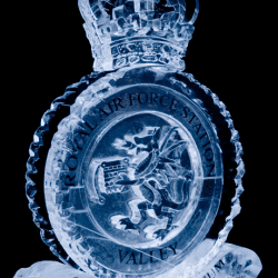 RAF Ice Sculpture