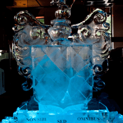 The Liverpool Blue Coat School Ice Sculpture
