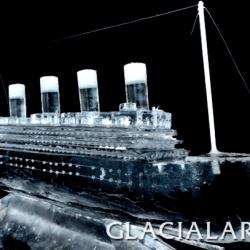 Titanic Ice Sculpture