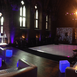Ice Bar at Peckforton Castle