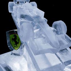 Formula 1 Car Luge