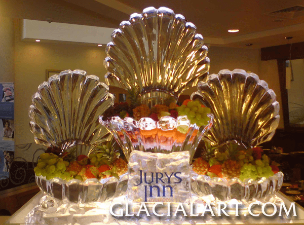 Ice Sculptures For Weddings By Glacial Art