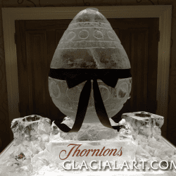 Egg Ice Luge