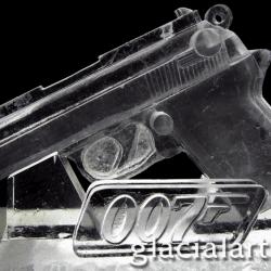 Bond Gun Luge