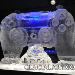Playstation 4- Controller Ice Luge