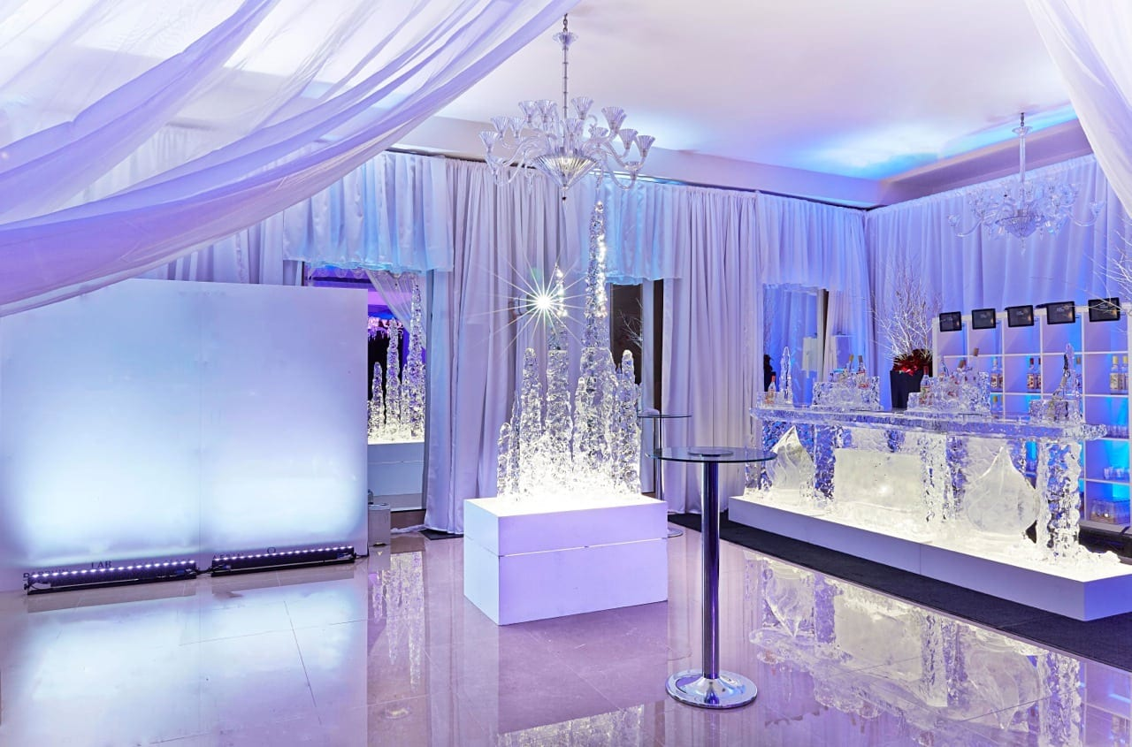 ice bar - Ice Sculpture Commissions In London