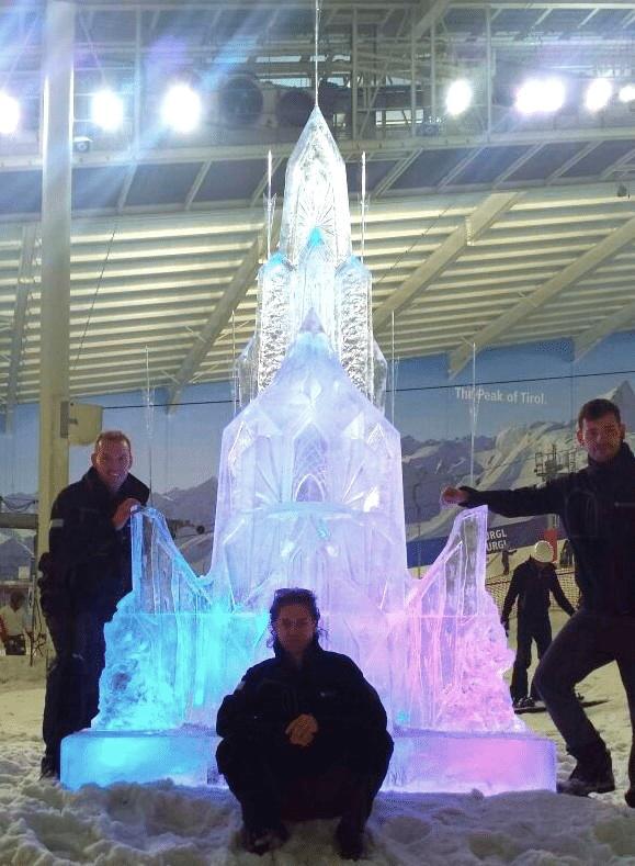 bride - 10 Years of Glacial Art