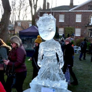 Baby Groot. Credit Richard Young. Instagram @Konica.lens  300x300 - Legendary Return to the York Ice Trail