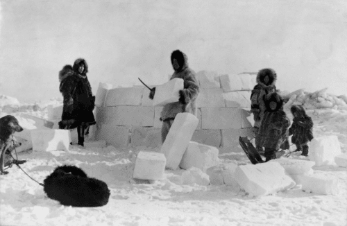 Inuit Igloo P 500x326 - Ice Sculptures 101